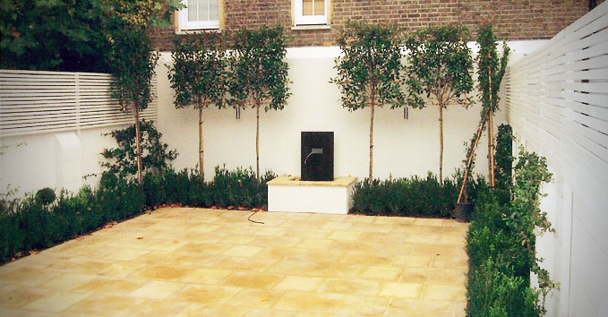 Garden Roof And Roof Terrace Designwater Features And Private Decks on manhattan roof garden white planters terrace deck paver patio